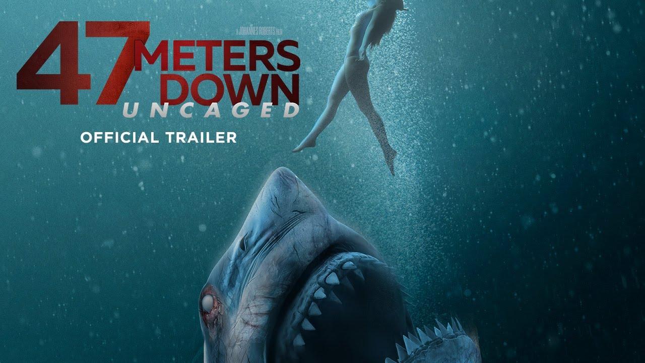 47 Meters Down - Cuộc chiến với cá mập dưới đại dương
