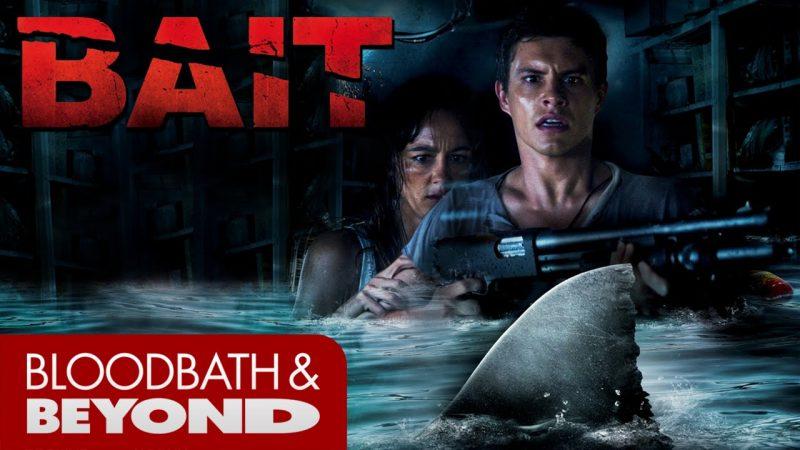 Bô phim Bait - Bẫy cá mập (2012)