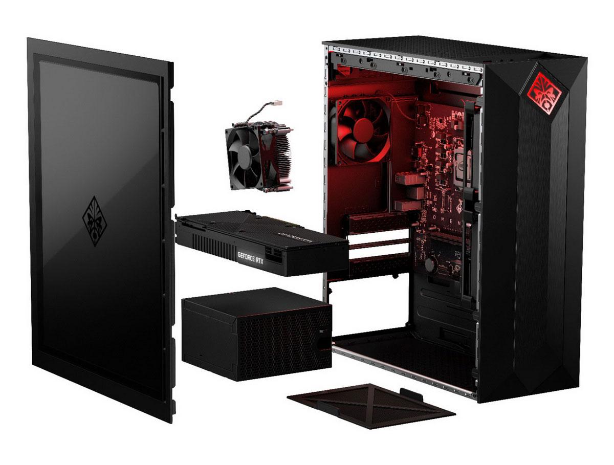 PC chơi gamme HP Omen Obelisk