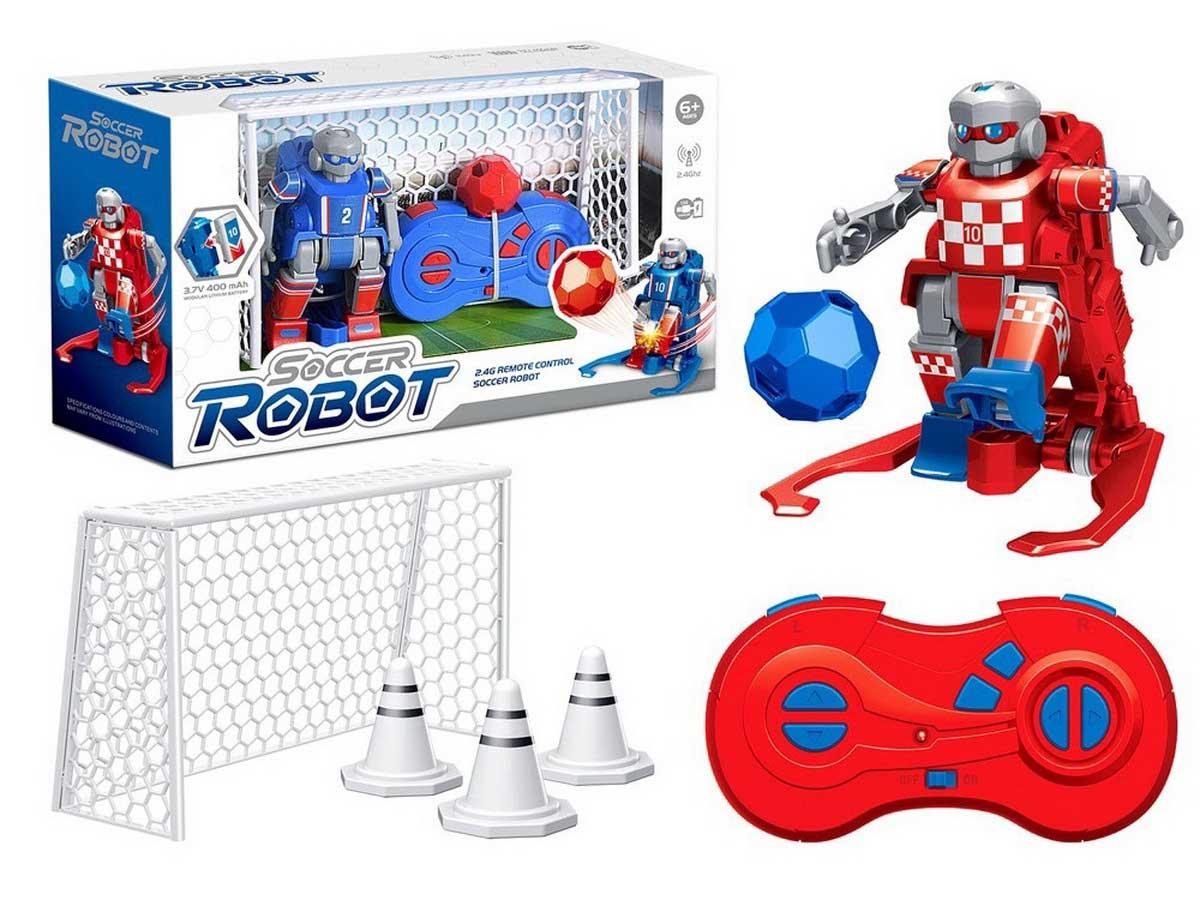 robot điều khiển đá bóng thông minh