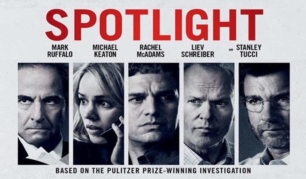 Spotlight - phim ấu dâm nhận được nhiều giải thưởng cao quý