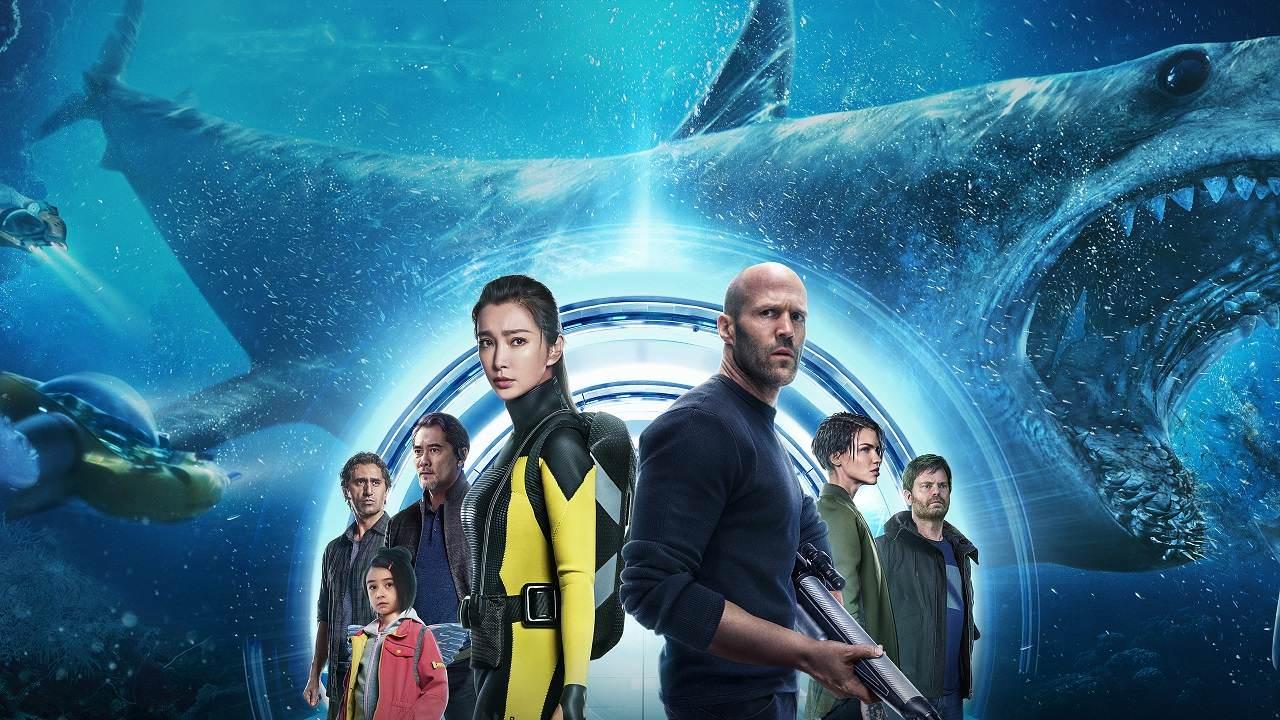 The Meg - phim về cá mập được khán giả yêu thích