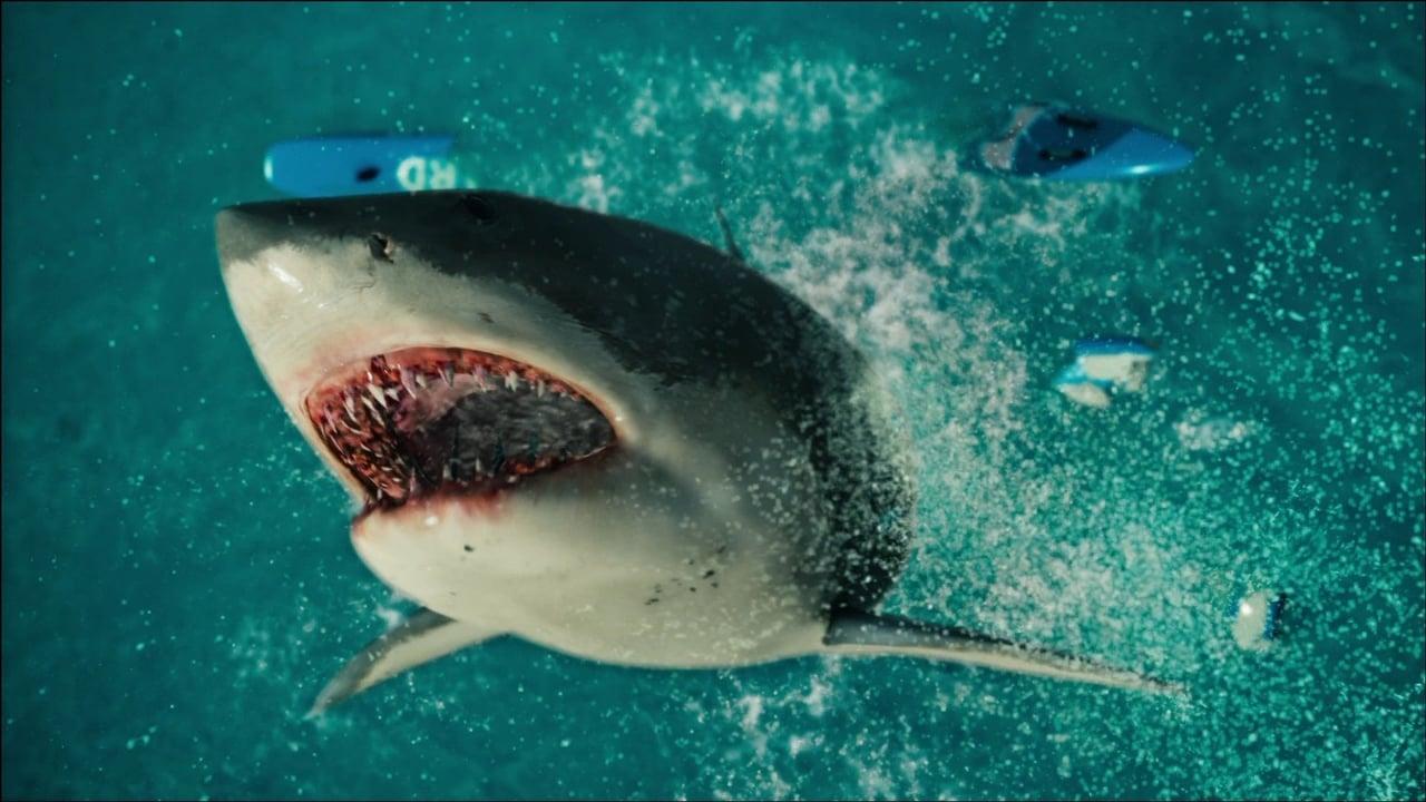 Bait - cuộc chiến với cá mập ám ảnh mãi mãi