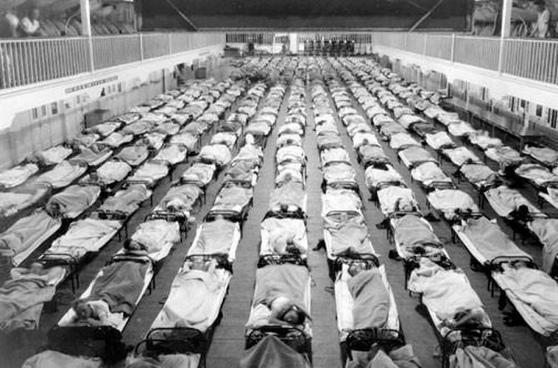 Dịch cúm Tây Ban Nha 1918 -1919