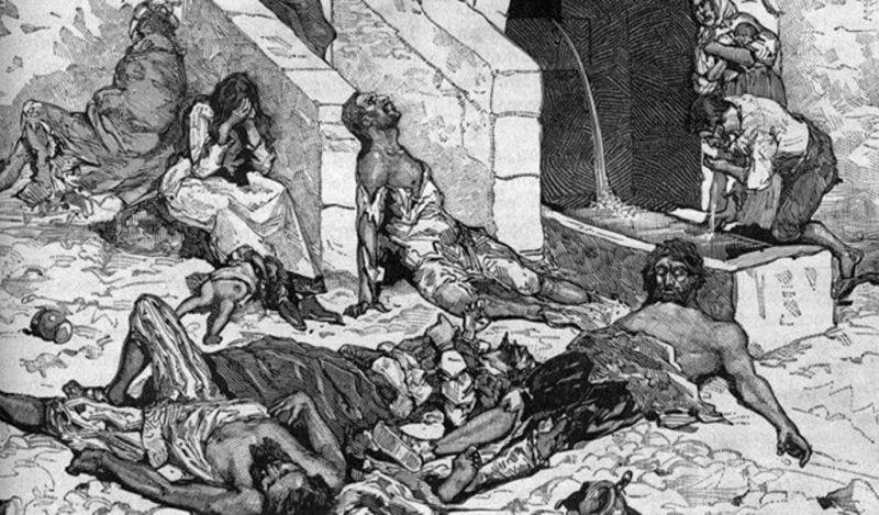 Dịch hạch - Không còn ai để chết