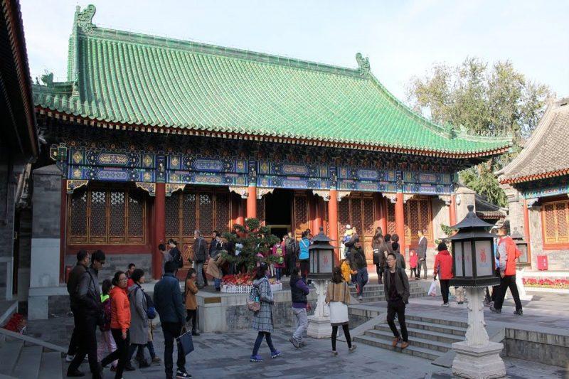 Dinh thự độc đáo của thái tử Gong