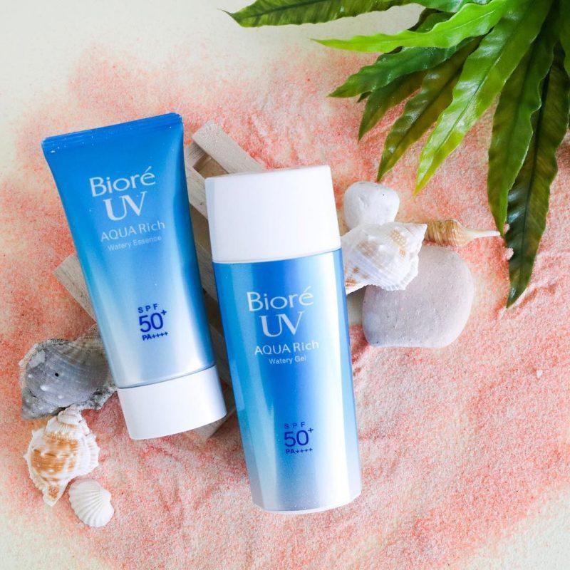 Kem chống nắng Bioré UV Aqua Rich Watery Essence