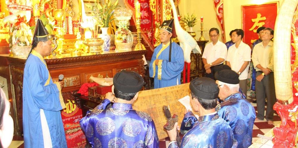 Lễ hội Kỳ Yên