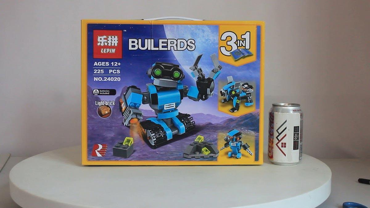 Rô Bốt Thăm Dò - LEGO Creator