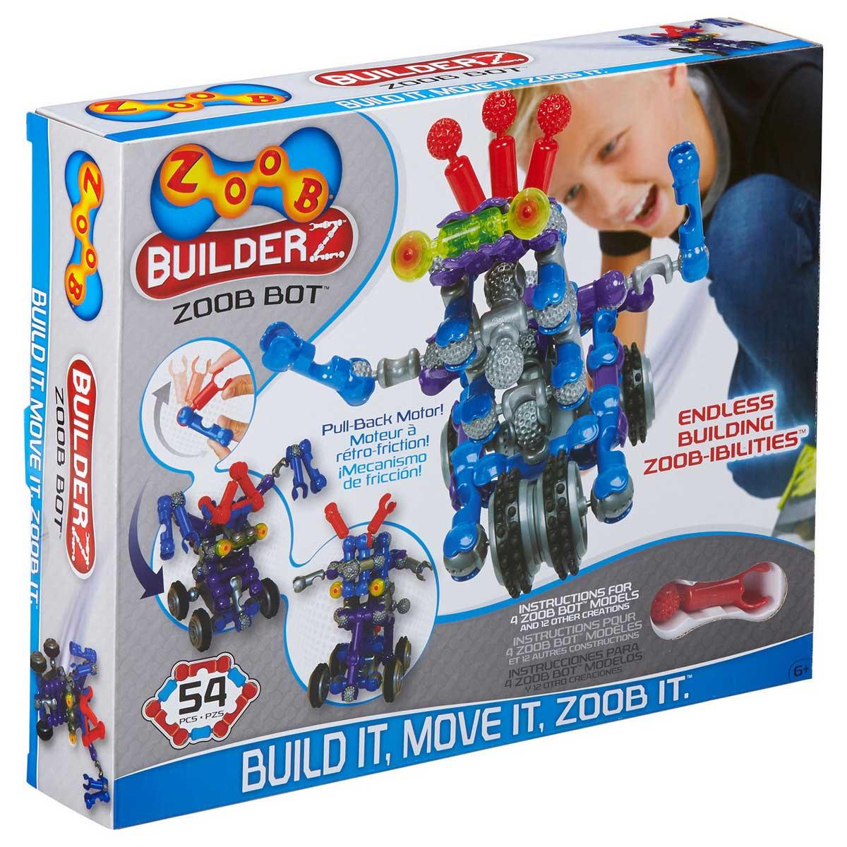Robot ZooB BuilderZ