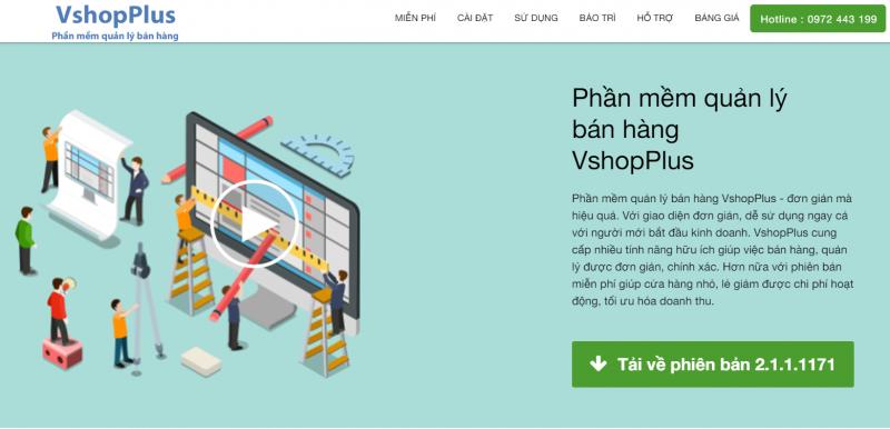 VShopPlus - phần mềm quản lý đơn hàng hiệu quả