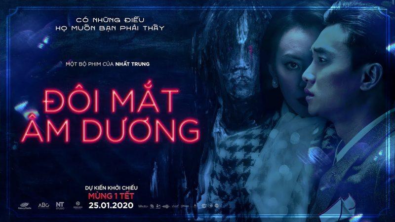 Poster phim Đôi mắt âm dương (doanh thu 61 tỉ)