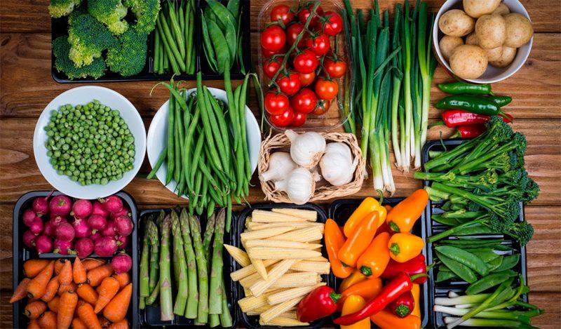 Nông sản thơm ngon an toàn tại Viet Green Food