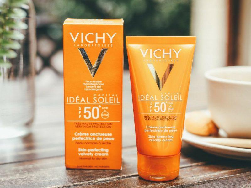 Vichy mang đến sự khô thoáng, dễ chịu khi sử dụng