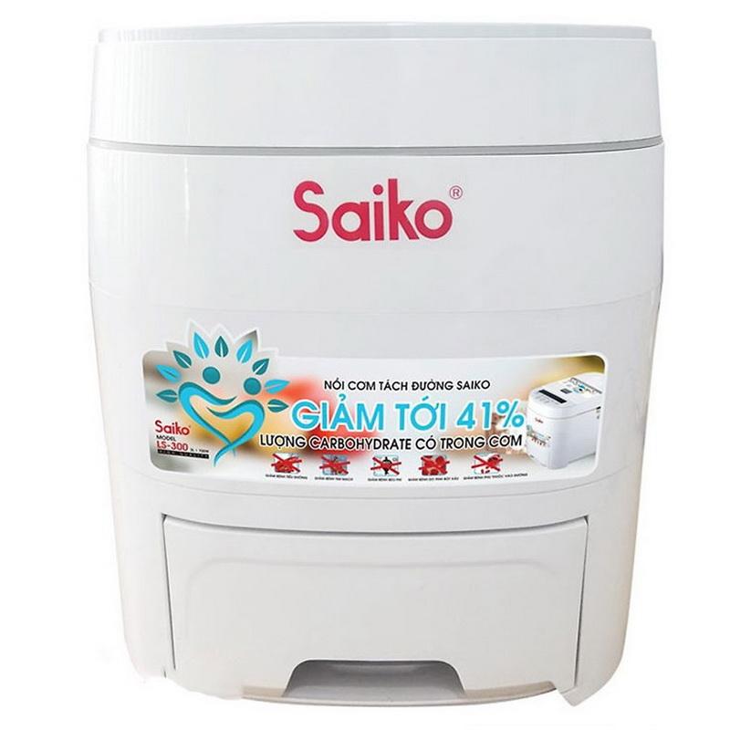 Nồi cơm điện tách đường Saiko