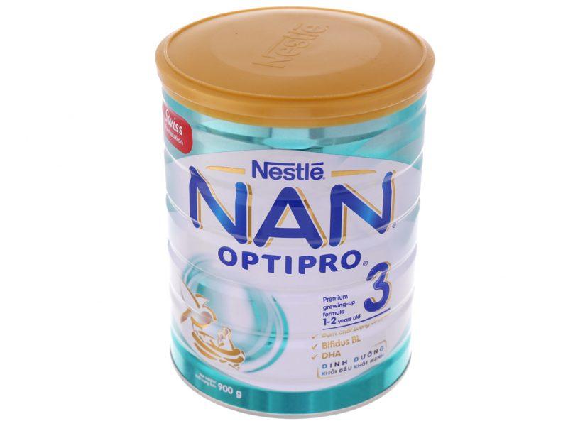 Nestlé NAN OPTIPRO 1 - sữa bột nhập ngoại được lựa chọn nhiều hiện nay