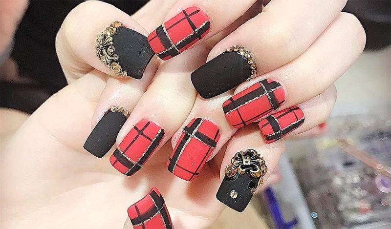 Tiệm làm nail Angel Nail luôn cập nhật mẫu mới