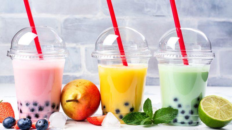 Trà sữa - món ăn quen thuộc của các bạn trẻ