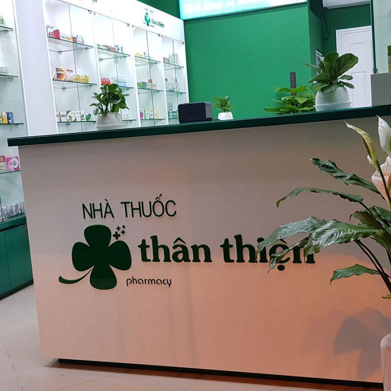 Nhà thuốc Thân thiện được khai trương đầu tiên tại Hà Nội.