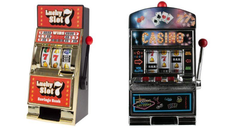 """Slot machine còn có biệt danh là """"Kẻ cướp một tay"""""""
