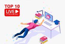 Top 10 phần mềm live stream nổi tiếng nhất