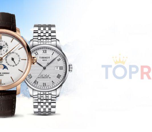 Đồng hồ cao cấp đến từ thương hiệu Thụy Sỹ