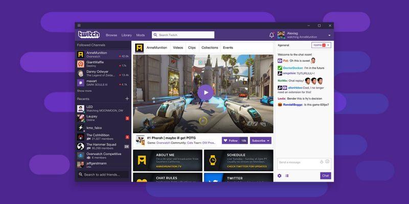 Twitch luôn nằm trong top đạt cả về số lượng lẫn chất lượng