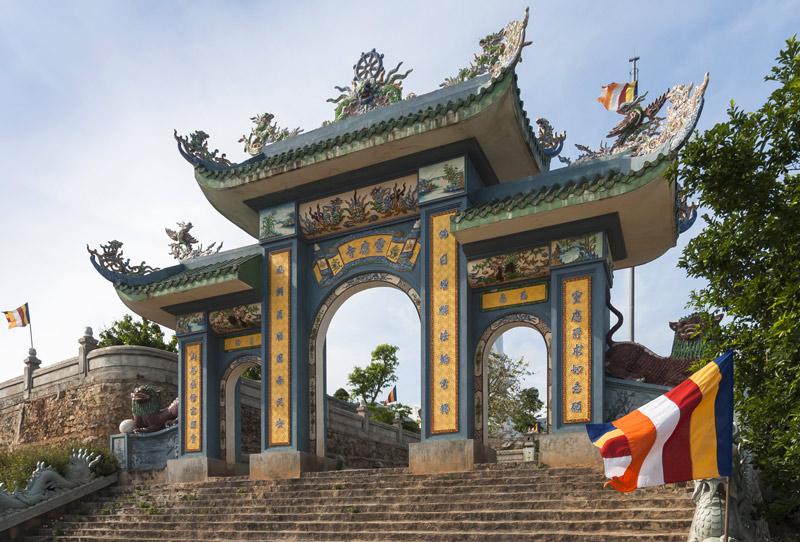 Chùa Linh Ứng Bãi Bụt - Đà Nẵng