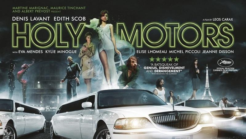 Holy Motors - một trong những bộ phim vĩ đại nhất thế kỷ 21