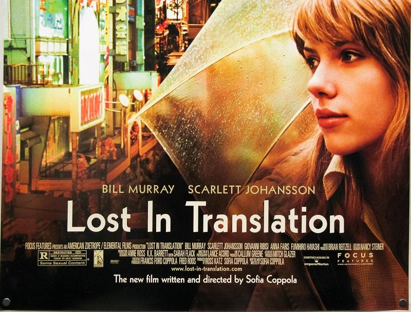 Lost in Translation mang về những thành công vang dội với nhiều giải thưởng cao quý