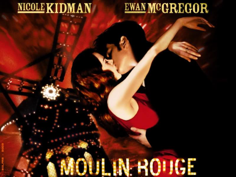 Moulin Rouge! - Phim ca nhạc hài lãng mạn