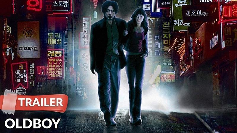 Oldboy- bộ phim hành động Hàn Quốc