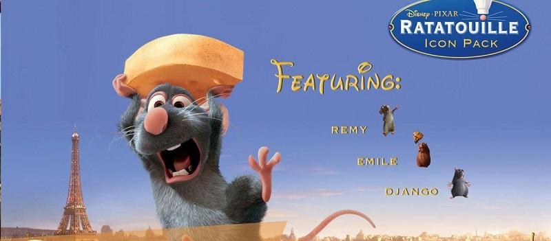 Ratatouille- bộ phim đạt giải Oscar phim hoạt hình hay nhất