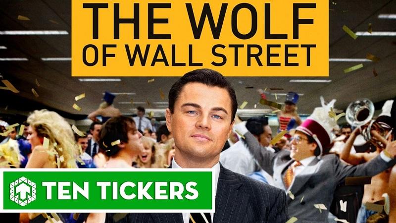 The Wolf of Wall Street - Top 100 bộ phim vĩ đại nhất thế kỷ 21