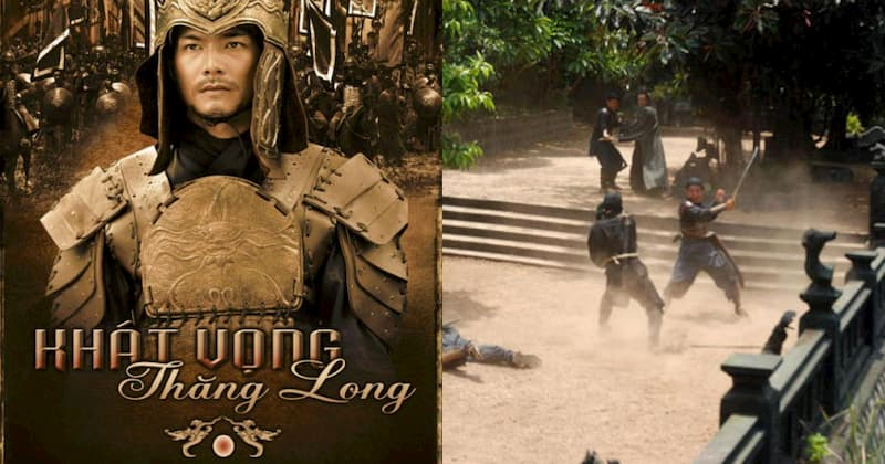 Phim cổ trang Việt Nam hay nhất - Khát vọng Thăng Long