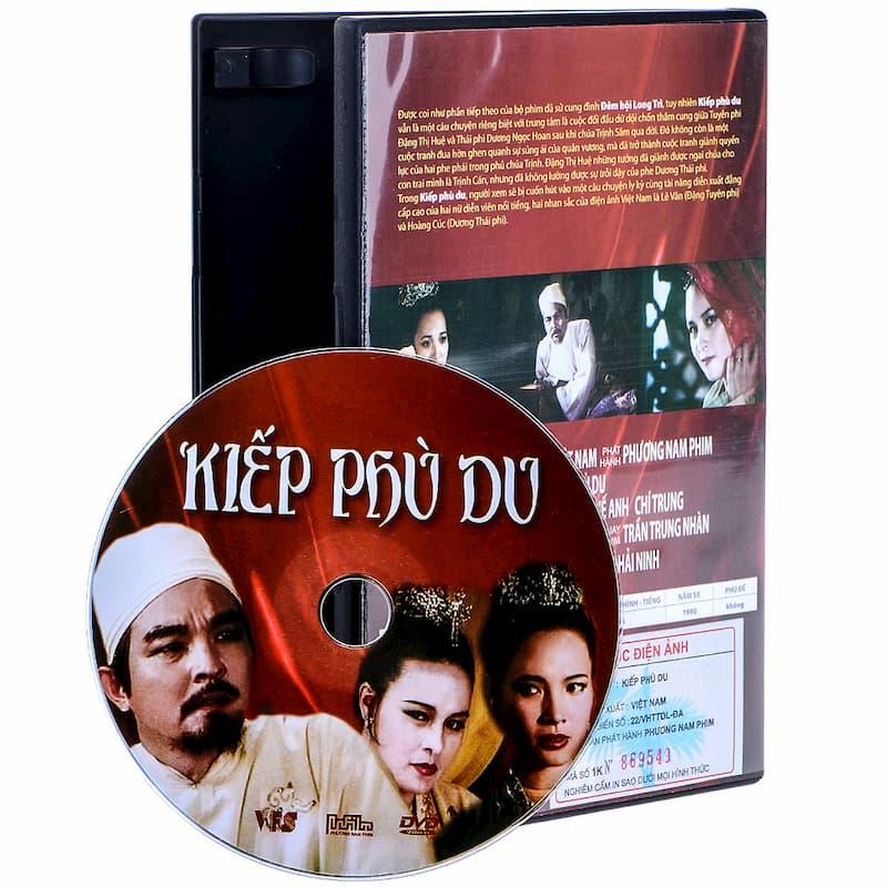 Phim cổ trang Việt Nam hay nhất - Kiếp phù du