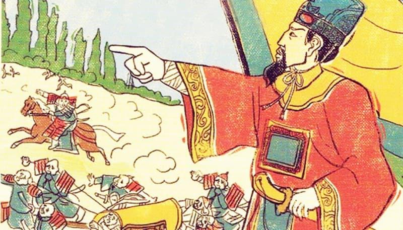 Phim kể về nhân vật lịch sử Trần Thủ Độ