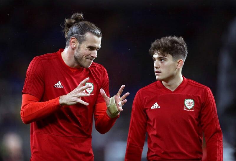 "Tiền đạo: ""Trợ lý"" Dani James của Bale"