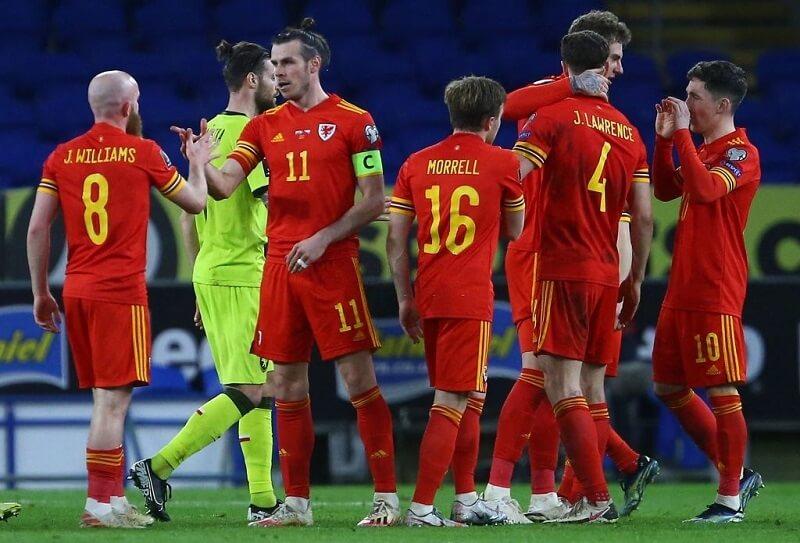 Đội hình Xứ Wales (3-4-3)