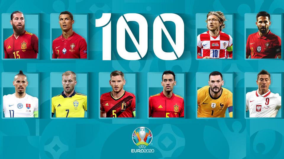 Euro 100 day Thiên đường của fan hâm mộ bóng đá