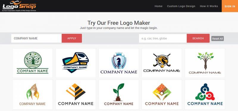 Phần mềm thiết kế logo đơn giản