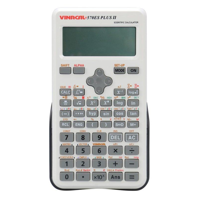 Vinacal 570ES Plus II - chiếc máy tính bỏ túi với nhiều gam màu dễ thương
