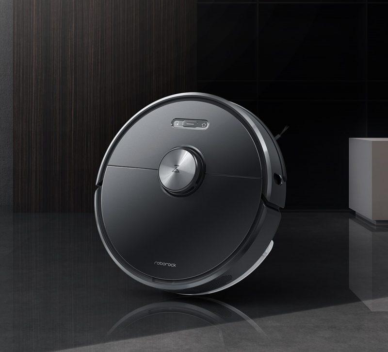 Robot hút bụi lau nhà có khả năng sạc tự động
