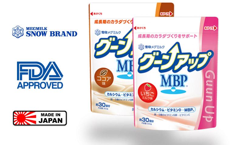 Tăng chiều cao Guun Up MBP® của Nhật