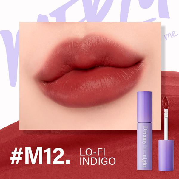 Merzy M12. Lofi- Indigo