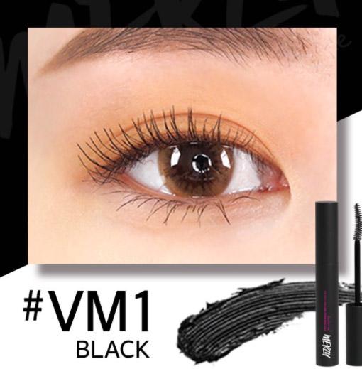 Mascara Làm Cong và Dày Mi Merzy The First Mascara Volume Perm #VM1