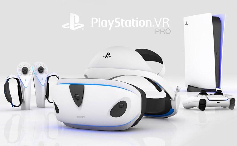 Kính thực tế ảo Sony PlayStation VR Pro
