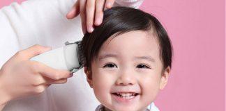 Tông đơ cắt tóc trẻ em cần tiêu chí chạy em và an toàn cho trẻ