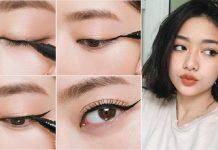 4 loại kẻ mắt eyeliner đơn giản cho người mới bắt đầu