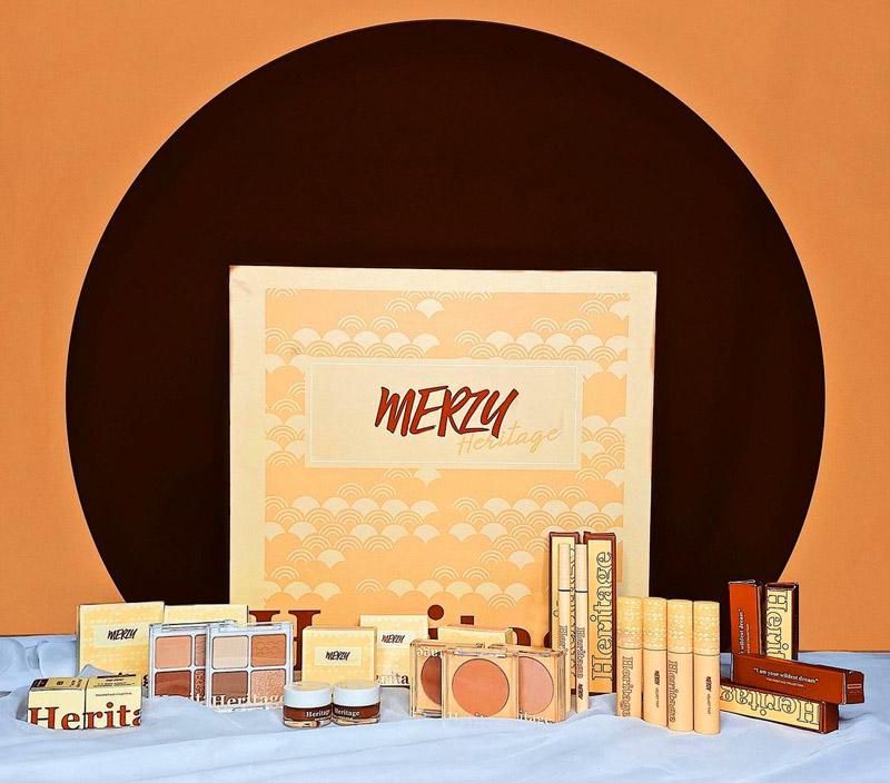 Hộp quà tặng Merzy The Heritage Collection với tận 13 món